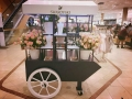 Swarovski Flower Carts